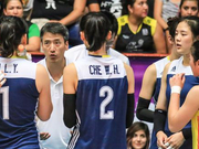 U20世锦赛中国女排3-0横扫埃及 小组第二进八强