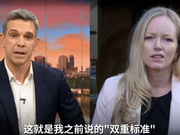 """澳泳协CEO接受采访否认""""双标"""" 遭主播在线回怼"""