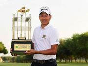 巴基斯坦赛拉瓦特赢亚巡首冠  刘晏玮67杆获T5