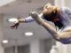 体操女队在乔良俱乐部外训 借鉴美国训练科学方法