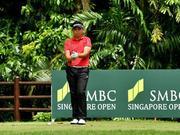 新加坡公开赛首轮未完 洪健尧暂领先梁文冲72杆