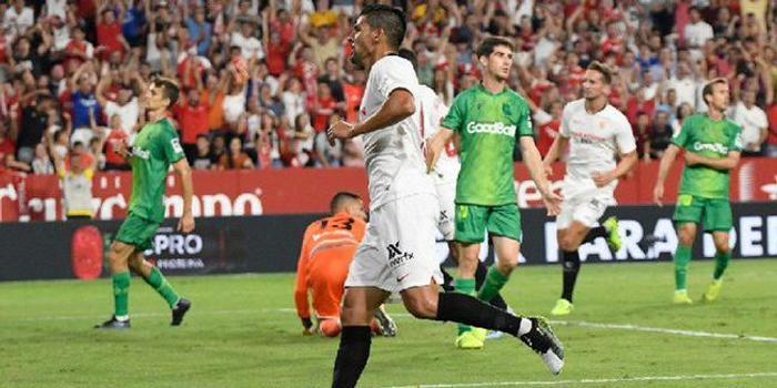 西甲-塞維利亞3-2險勝 西班牙人2競爭對手均落敗