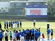 蓝湾大师赛中国选手资格本周确定 看谁去绿城蓝湾