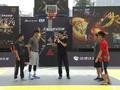 视频-3X3黄金联赛新赛季新玩法 球场神助攻赢精美奖品