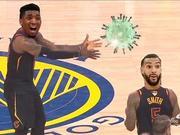 前球员工会主席:50%的NBA球员将染上新冠病毒