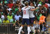 [热身赛]英格兰2-1尼日利亚