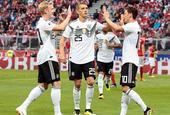 [热身赛]奥地利2-1德国