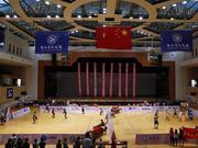 留动中国西北赛区3X3篮球赛