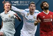 FIFA年度最佳候选名单出炉