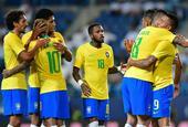 [热身赛]沙特0-2巴西