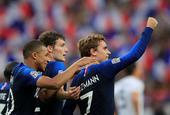 [欧国联]法国2-1德国