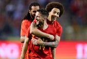 [友谊赛]比利时1-1荷兰