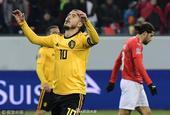 [欧国联]瑞士5-2比利时