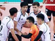 排超排位赛广东男排3-1天津