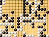 动图棋谱-百灵杯决赛第二局 柯洁胜申真谞夺冠