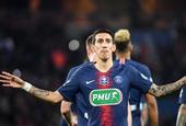 [法国杯]巴黎圣日耳曼3-0第戎