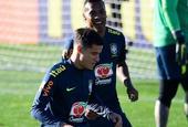 巴西训练备战