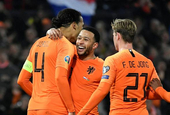 [欧预赛]荷兰4-0白俄罗斯
