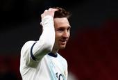 [热身赛]阿根廷1-3委内瑞拉
