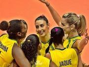 巴西女排塔伊萨退出国家队
