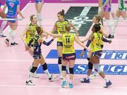 意大利女排半决赛科内横扫蒙扎