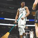 95分大勝!這是NBA季後賽歷史上第二大總分差