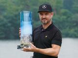 科尔霍宁赢沃尔沃中国公开赛冠军