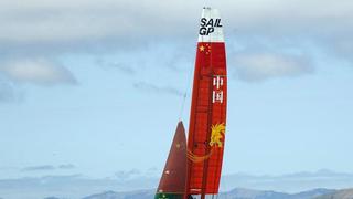 国际帆船大奖赛旧金山站落幕