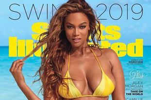 超模班克斯体育画报泳装写真