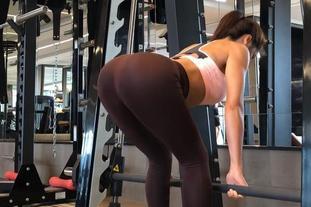 健身女教练成运动大使