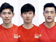 世界男排联赛中国男排球员照