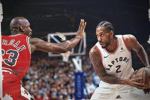 NBA时光机:卡哇伊大战乔丹