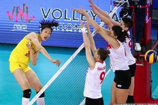 9连胜!世联中国女排3-0土耳其