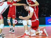 世联铜牌战波兰男排3-0巴西