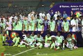 非洲杯季军战:尼日利亚1-0突尼斯