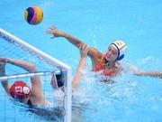 世锦赛中国女子水球获第11名
