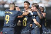 [西甲]塞尔塔1-3皇家马德里