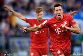 [德甲]沙尔克0-3拜仁慕尼黑