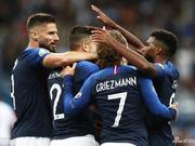 [欧预赛]法国4-1阿尔巴尼亚