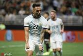 热身-国米神锋3球 阿根廷4-0