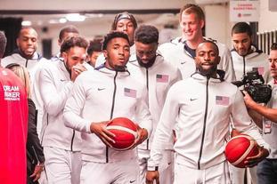 美国男篮历届世界大赛回顾