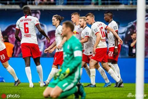 [德甲]莱比锡1-1拜仁慕尼黑