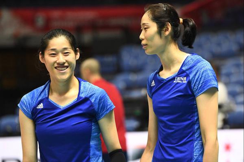 世界杯中国女排北海道开练