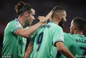 [西甲]塞维利亚0-1皇家马德里