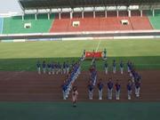 孝感孩子们用歌声为祖国献祝福