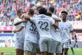 [德甲]帕德博恩2-3拜仁慕尼黑
