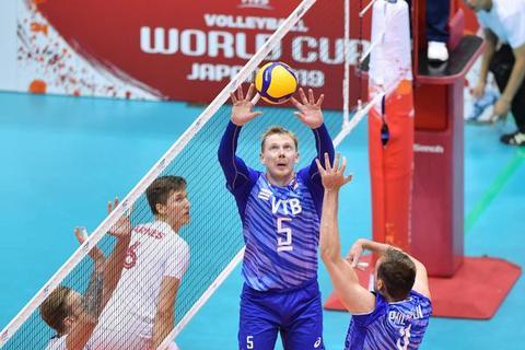 男排世界杯加拿大2-3俄罗斯
