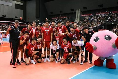 男排世界杯日本3-0意大利