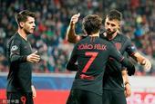 [欧冠]莫斯科火车头0-2马德里竞技