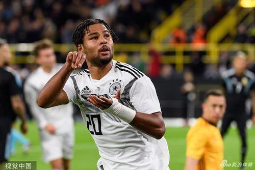 [热身赛]德国2-2阿根廷